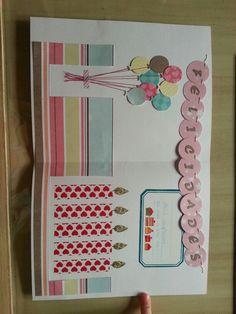 Tarjeta de cumpleaños! !