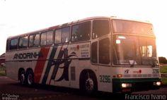 Ônibus da empresa Empresa de Transportes Andorinha, carro 3296, carroceria Marcopolo Paradiso G4 1400, chassi Volvo B10M. Foto na cidade de Assis-SP por Francisco Ivano, publicada em 30/05/2014 23:43:48.