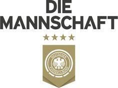 "Neues Logo: DFB präsentiert ""Die Mannschaft. 8.6.15 Germany Squad, Germany Soccer Team, Germany National Football Team, Team Wallpaper, Football Wallpaper, Football Team Logos, World Football, Fifa 2014 World Cup, Soccer"