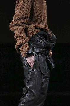 Haider Ackermann Menswear Fall Winter 2015 Paris: