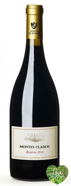 Love Your Table - Montes Claros Reserva Red Wine 2010, €10,99 (http://www.loveyourtable.com/Montes-Claros-Reserva-Red-Wine-2010/)