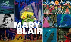 Behind the Icon: Mary Blair