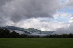 Trapp Family Lodge.... Early in the morning