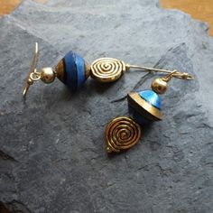 Golden colors and lapis: the color of the season!