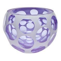 Moser Crystal Copernicus Bowl