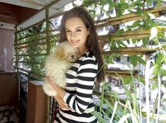 Evelyn Sharma brought home a Maltese puppy whom she has named Buchki. Pic/mid-day archives | #indipin
