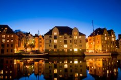 My hometown! First love. #ålesund