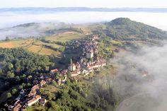 Nature en images...La Corrèze, entre verte campagne et villages  - Frawsy