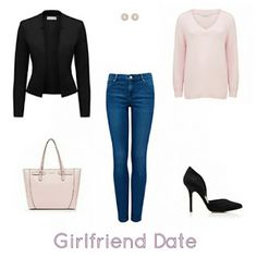 Ash 'n Chang: Date Night with the Girls {Outfit} New Outfits, Girl Outfits, Forever New, Girls Night Out, Keep Warm, What To Wear, Dating, Inspiration, Fashion