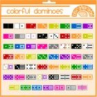 This is a collection of colorful double nine dominoes for your personal or commercial use. Graphics are 300 dpi, PNG format. Included are 605 diffe...