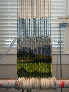 My days are filled with weaving. Still in creative doldrums but have decided to use this time in a fractured way by having several tapestry...