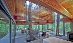 Trees: Hayes Residence by Travis Price Architects