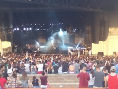 AFI, 30 seconds to mars, & Linkin Park Hunting Party Tour; August 12, 2014