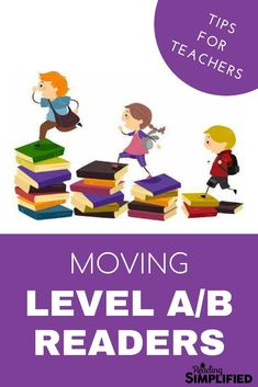 Discover why some readers struggle to move past Level A/B as quickly as their peers. Plus I give you an easy solution for moving students out of Level A/B rapidly! Be sure to snag your FREE Texts that Target Phonics Booklist! Reading Incentives, Learning Games For Kids, Word Work Activities, Struggling Readers, Student Motivation, Teacher Organization, Reading Levels, Teaching Strategies, Guided Reading