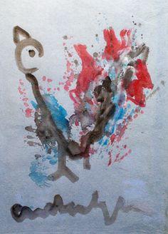 http://www.modernartzone.com/modern-art-gallery/paintings/anton-heyboer-splashing-duck-modern-art/