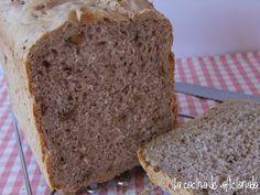Pan con nueces
