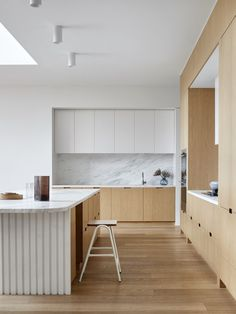 Home Interior Design BBW House by Tecture.Home Interior Design BBW House by Tecture Interior Desing, Home Interior, Kitchen Interior, Interior Architecture, Kitchen Decor, Melbourne Architecture, Australian Interior Design, Big Kitchen, Interior Colors