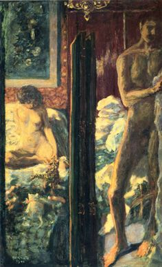 Man and Woman by @pierre_bonnard #intimism