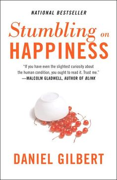 Not a self-help book, but an extremely interesting scientific explanation, using psychology, cognitive neuroscience, philosophy and behavioral economics, of why we aren't very good at figuring out what will make us happy.