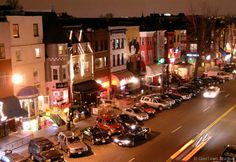 If I ever make it to DC I would love to live in Adams Morgan