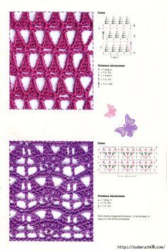 42 patrón de crochet. Discusión sobre LiveInternet - Servicio de Rusia Diarios Online