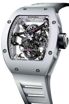 Richard Mille Bubba Watson Mg WE54 Watch