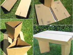 meuble-en-carton-a-faire-soi-meme-un-modele-de-table-en-carton-diy-charmant