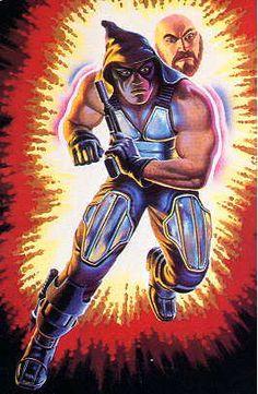 Zartan - Master of Disguise (Leader of the Dreadnoks) Comic Book Characters, Comic Books, Snake Eyes Gi Joe, Top Villains, Drawn Art, Cartoon Clip, Storm Shadow, Gi Joe Cobra, Saturday Morning Cartoons