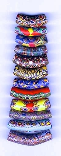 Moroccan trading beads