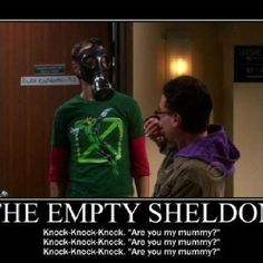 Doctor Who/Big Bang Theory humor---NOOOOOOOOOOOOOOO!!!!!!!!!!!!!!!!