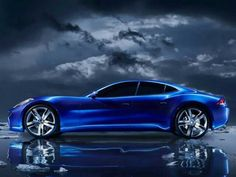 Fisker Karma - this car would be great for Earl Hickey