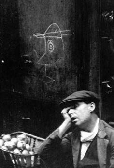 Barcelona, Henri Cartier-Bresson 1933.