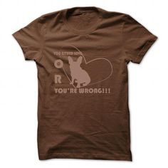 YOU EITHER LOVE FRENCH BULLDOGS OR YOURE WRONG T Shirts, Hoodies. Get it here ==► https://www.sunfrog.com/Pets/YOU-EITHER-LOVE-FRENCH-BULLDOGS-OR-YOURE-WRONG-Brown-Guys.html?41382 $19