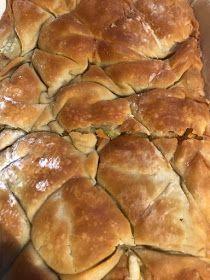 ΜΑΓΕΙΡΙΚΗ ΚΑΙ ΣΥΝΤΑΓΕΣ 2: Πίτα με διάφορα χόρτα !!! Greek Cooking, Bread, Food, Brot, Essen, Baking, Meals, Breads, Buns