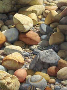 Stones and Earth correspond with Capricorn