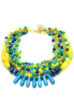AMBAR STUDIO is a Romanian based womenswear label, born out of the love for design, craftmanship, quality and detail Seville, Necklace Designs, Lapis Lazuli, Agate, Turquoise Bracelet, Brass, Contemporary, Stone, Studio