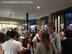 La Cremerie de Paris investie par les montres Casio. L'horloge tourne au ralentis dans ce lieu magique ! Pop Up, Paris, Casio Watch, Magic, Clock, Wristwatches, Montmartre Paris, Popup, Paris France