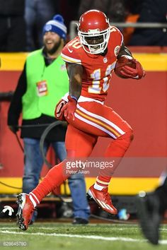 News Photo : Wide receiver Tyreek Hill of the Kansas City...