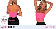 Hola, chicas! Voi ce culori purtați atunci când vreți să faceți senzație? Like dacă alegeți roz sau Share unei prietene care îndrăgește culoarea ;) Crop Tops, Women, Fashion, Embroidery, Moda, Women's, Fashion Styles, Woman, Fasion