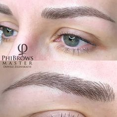 #phiacademy #phibrows #microblading #micropigmentation #eyebrows #permanentmakeup #beauty #glamorous #style #browsonpoint www.phi-academy.com @phibrows_dovile Mircoblading Eyebrows, Eyebrows Goals, Permanent Makeup Eyebrows, How To Grow Eyebrows, Eyebrow Makeup, Dark Smokey Eye Makeup, Red Lips Makeup Look, Phi Brows, Beauty Bar