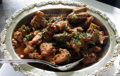 Learn about anglo indian cuisine here. Fried Fish Recipes, Pork Recipes, Cooking Recipes, Curry Recipes, Salad Recipes, Indian Cookbook, Beef Curry, Fish And Meat, Gourmet