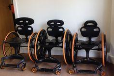 Demo chairs