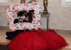 西野カナのあなたの好きなところ風トランプフレームを手作り | marry[マリー] Groom, Wedding, Valentines Day Weddings, Grooms, Weddings, Mariage, Marriage, Chartreuse Wedding