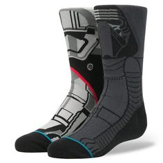 fdfe149fd7 Star Wars First Order socks from Stance
