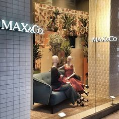 """MAX&CO, Milan, Italy, """"Listen Danielle... With your crazy schedule, unfortunately, you don't have time for a nervous break down..."""", photo by Marta Szulborska, pinned by Ton van der Veer"""