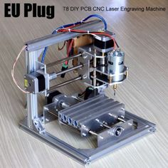 Buy DIY CNC Engraver Printer Machine, sale ends soon. Be inspired: discover affordable quality shopping on Gearbest Mobile! Arduino Cnc, Routeur Cnc, Arduino Laser, Cnc Wood Router, Router Woodworking, Wood Lathe, Machine Cnc, Machine Tools, Xy Plotter