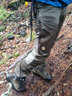 Fjällräven Keb Trousers Review - Seattle Backpackers Magazine