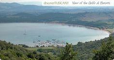 Le Spiagge in Toscana:Il Golfo di Baratti - Meraviglia di Spiaggia in Toscana