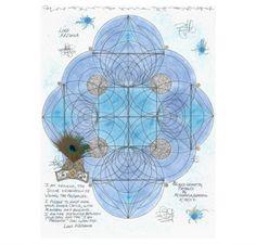 Lord Krishna by sacredgeometries on Etsy, $11.00