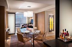Conrad Suite Dining Room